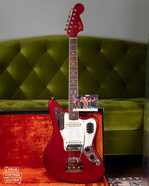 1966 Fender Jaguar guitar