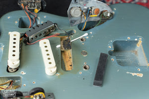 bridge pickup cavity masking tape