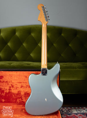 Vintage 1966 Fender Jaguar Blue Ice Metallic