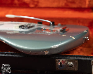 1966 Fender Jaguar Blue Ice Metallic