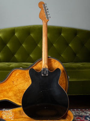 1967 Fender Coronado II Factory Black