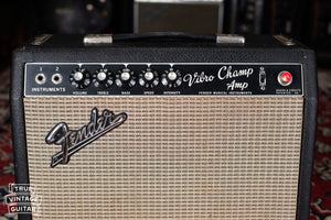 1967 Fender Vibro Champ~Amp guitar amplifier