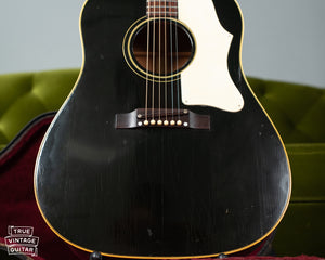 Gibson custom color Black finish