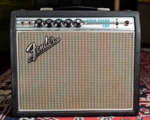 1969 Fender Vibro Champ Amplifier