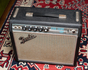1969 Fender Vibro Champ Amp guitar amplifier