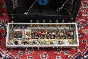 chassis, circuit board, 1970 Fender Princeton Reverb