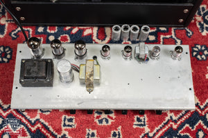 1970 Fender Princeton Reverb chassis