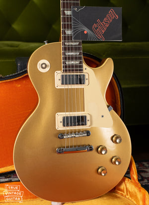 Gibson Les Paul Deluxe goldtop