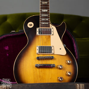 1970s Gibson Les Paul guitar