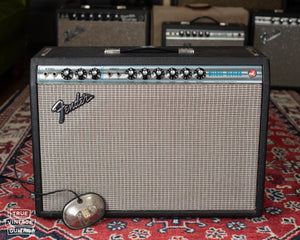 Silverface Fender Deluxe Reverb 1975