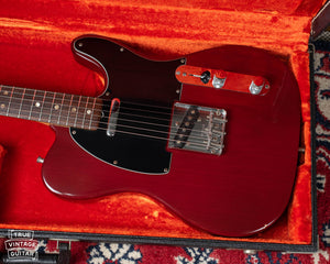 1970s Fender Telecaster Wine Red guitar