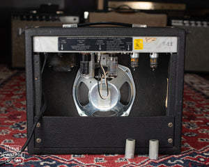 Original tubes 1978 Fender Vibro Champ
