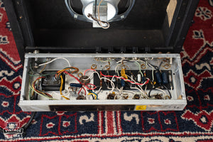 Chassis, circuit board, 1978 Fender Vibro Champ