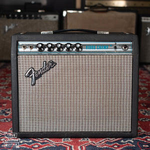 Silverface Fender Vibro Champ amp