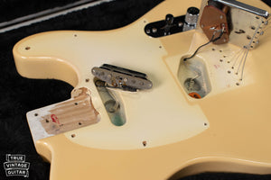 Faded Arctic White finish 1982 Fender Telecaster
