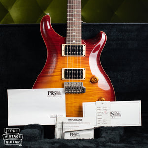 1996 Paul Reed Smith PRS Custom 24 electric guitar all paperwork