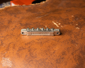 1960 Gibson ABR-1 bridge