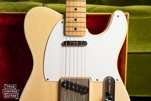 1957 Fender Telecaster Blond pickguard