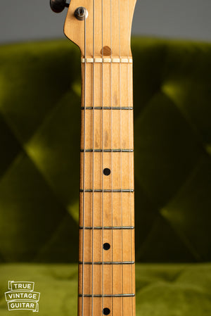 1957 Fender Telecaster Blond Maple fretboard