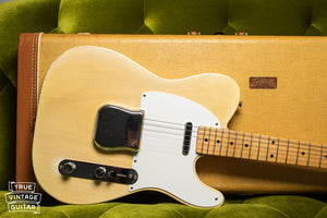 1957 Fender Telecaster Blond original case