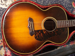 1941 Gibson Super Jumbo 100 SJ-100 original case