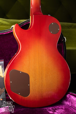 1970 Gibson Les Paul Deluxe, back of body