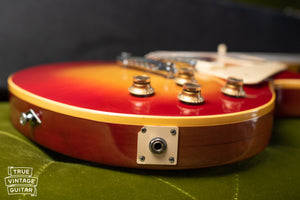 1970 Gibson Les Paul Deluxe Cherry Sunburst