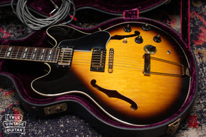 1976 Gibson ES-345 TD Sunburst in original case
