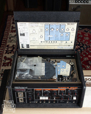 Vintage Roland RE-501 Chorus Echo Tape Machine