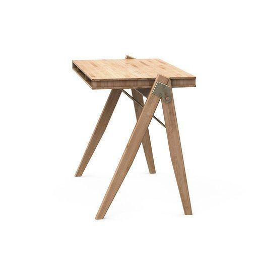 Field desk bord fra We Do Wood-Designfund.dk