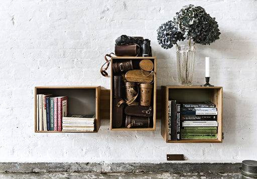 SJ bookcase medium fra We Do Wood-Designfund.dk