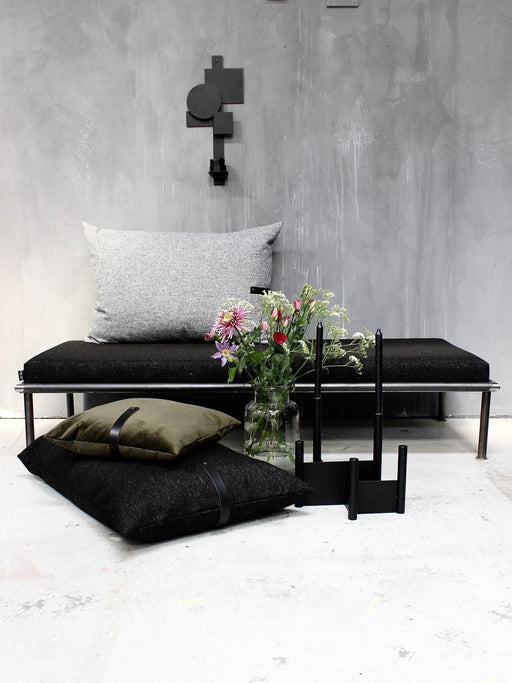 Louise Smærup Daybed - sort/sort
