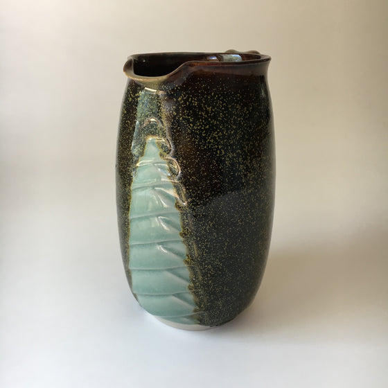 Handcrafted Ceramic Pitcher