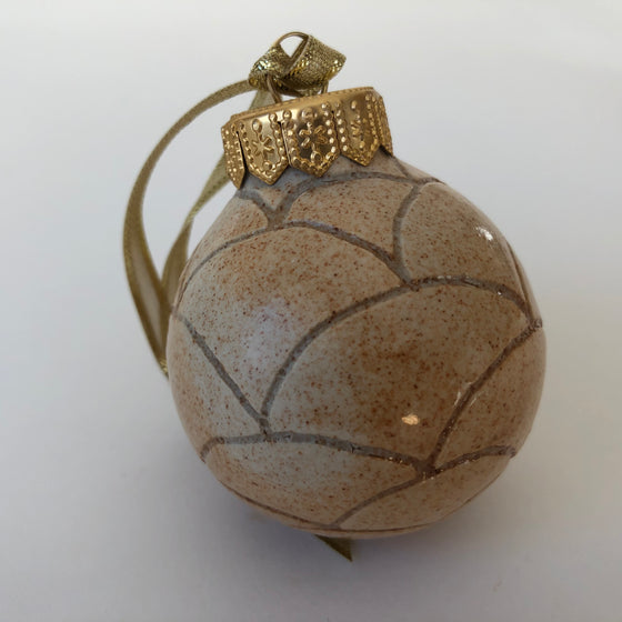 Pottery Ornament