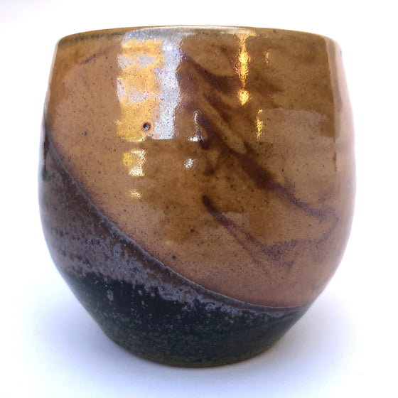 Pottery Wine Glass