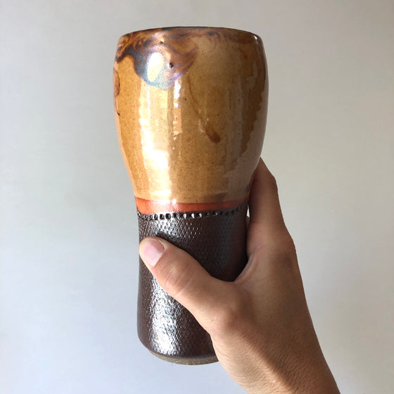 Ceramic Beer Pint