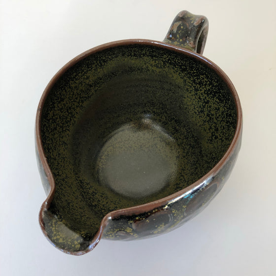 Hand Crafted Ceramic Gravy Boat