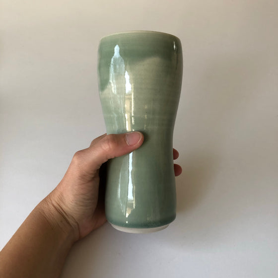 Wheel Thrown Ceramic Pint