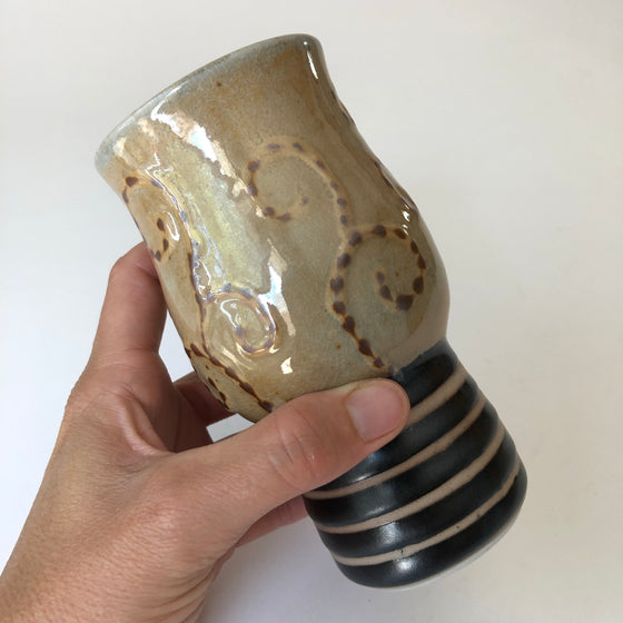 Fancy Handmade Tumbler
