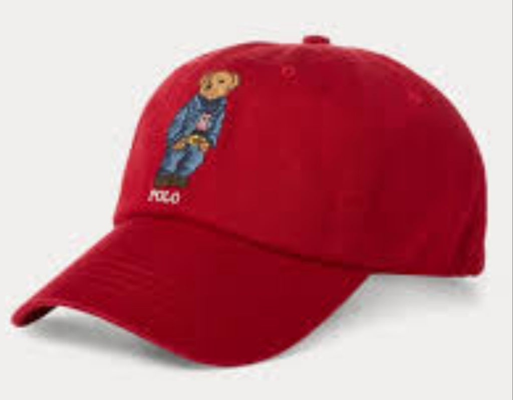 Polo Ralph Lauren bear hat