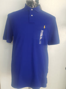 Plain small pony polo