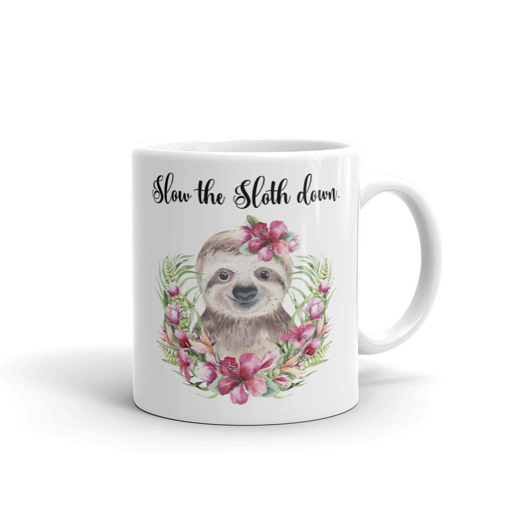 Slow the sloth down