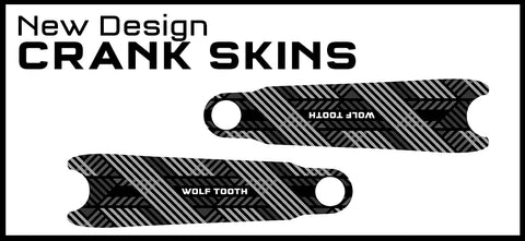Wolf Tooth Crank Skins