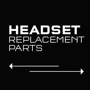 Headset replacement parts link to product page