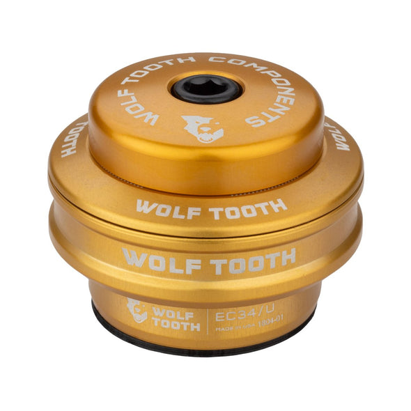 Wolf Tooth Headset Upper Gold