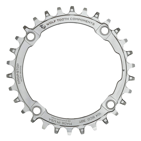 104 BCD Stainless Steel Chainrings