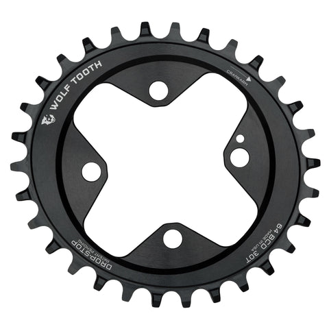 Elliptical 64 BCD Chainrings