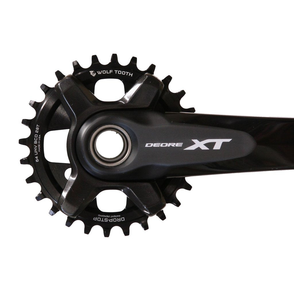 96 mm BCD Chainrings for Shimano XT M8000 and SLX M7000 -