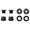 Set Of 4 Chainring Bolts Nuts For 1x Wolf Tooth Components