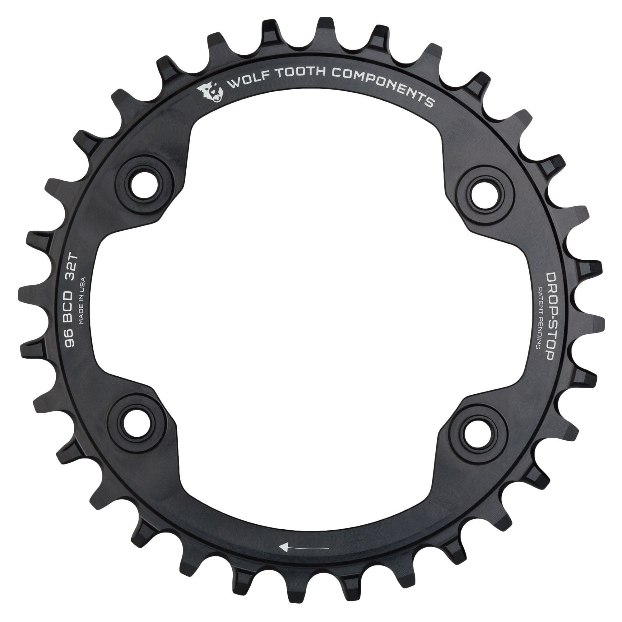 4a88f3bd1c9 96 mm BCD Chainrings for Shimano XTR M9000 and M9020 – Wolf Tooth ...